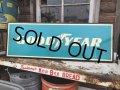 Vintage GOOD YEAR Iron Store Sign (DJ155)