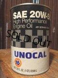 SALE Vintage UNION76 #C Quart Can Motor Gas/Oil (DJ201)