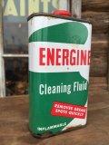 Vintage ENETGINE Cleaning Fluid Can (DJ221)