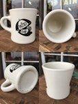 画像2: Vintage Heavy Ceramic Mug The Patio Cafe (DJ401) (2)