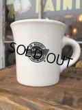 Vintage Heavy Ceramic Mug Stake&Shake (DJ405)