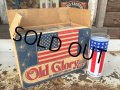 Vintage Old Glory Glass Set of 8 (DJ467)