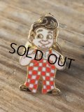 Vintage Big Boy PinBadge (DJ487)