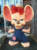 Vintage RDF Mouse Bank Denim OA (DJ558)