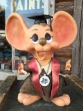 Vintage RDF Mouse Bank Graduation (DJ559)
