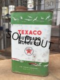Vintage Oil Can / TAXACO #OE (DJ597)