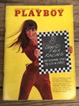 画像1: 60s Vintage Play Boy Magazine / 1967 MAY (DJ612) (1)