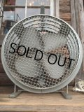 50s Vintage WESTING HOUSE Floor Electric Fan (DJ726)