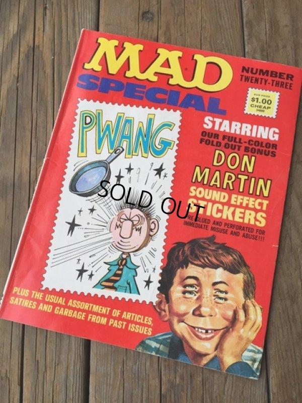 画像1: 70s Vintage MAD Magazine / Special No23 (DJ731)