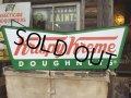 Vintage Krispy Kreme Doughnuts Lightsign (DJ740)