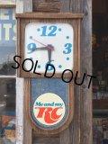 Vintage Royal Clown Cola Wall Clock (DJ786)