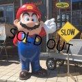 Vintage Nintendo Super Mario Bros Store Display Statue (DJ790)