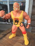 90s Vintage Hulk Hogan Talking Figure (DJ844)