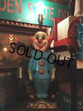 60s Vintage Bozo the Clown Lamp (DJ864)