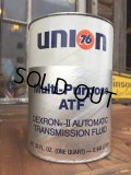 SALE! Vintage UNION76 1 Quart Motor Oil Can (DJ887)