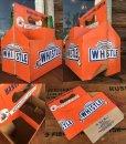 画像2: Vintage Soda 6-Pac bottles Cardboard carrying case / Whistle (DJ910) (2)
