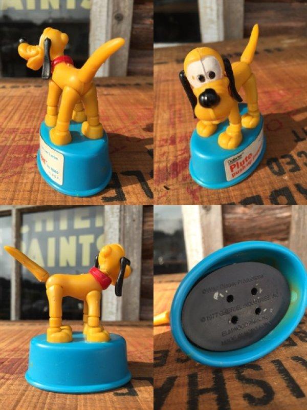画像2: 70s Vintage Pluto Push Puppet (MA02)