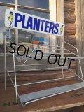 Vintage Mr Peanuts Planters Store Display Rack (MA23)