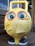 画像1: Vintage McDonald's Fry Guy Ride On Store Display (MA121) (1)