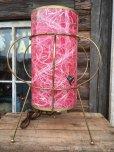 画像1: Vintage Mid Century Oriental Table Lamp (MA128) (1)