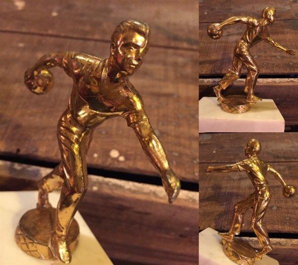 画像3: 60s Vintage Bowling Trophy  (MA165)