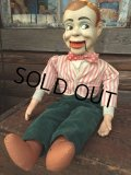 50s Vintage Jerry Mahoney Composition Ventriloquist Doll (MA210)