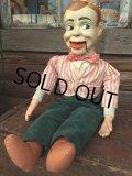 50s Vintage Jerry Mahoney Composition Ventriloquist Doll (MA210)