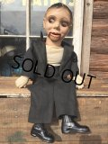 Vintage Composition Ventriloquist Doll (MA218)