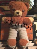 60s Vintage IDEAL Smokey Bear 13' Plush Doll (MA223)