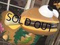 Vintage Mcdonal's Humburger Ride (MA244)