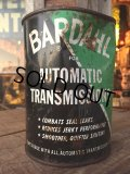 Vintage BARDAHL 1 Quart Oil Can (MA288)