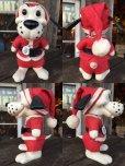 画像2: Vintage RDF Dog Bank SANTA (MA378) (2)