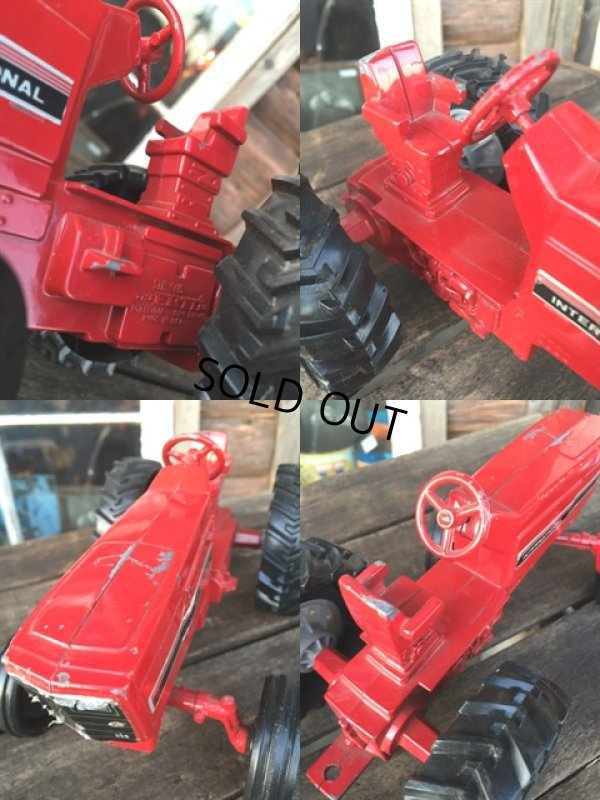画像3: Vintage ERTL International Tractor (AC536)