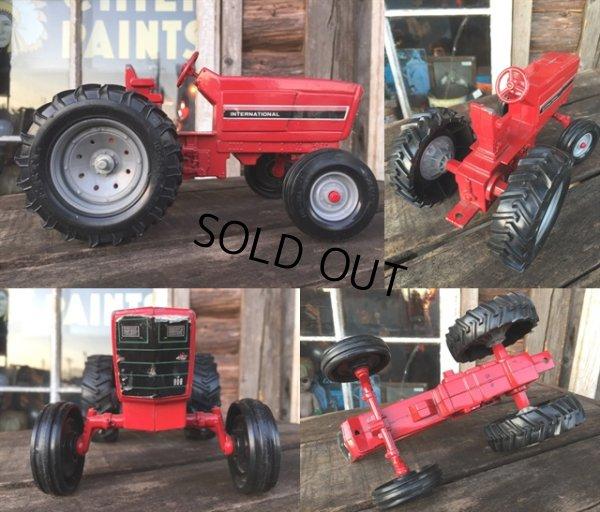 画像2: Vintage ERTL International Tractor (AC536)