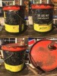 画像2: Vintage SIGNAL 5GL Motor Gas/Oil Can (AC435)  (2)