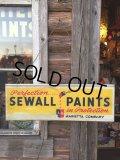 Vintage Sewall Paints Light Up Sign (MA489)