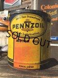 Vintage Pennzoil 5GL Motor Gas/Oil Can (MA416)
