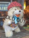 Vintage Poodle Big Doll (MA543)