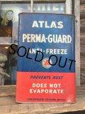 Vintage Atlas Perma-Guard Anti-Freeze Can 1 GL (MA548)