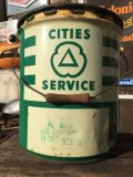Vintage Cities Service 5GL Motor Gas/Oil Can (MA422)