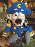 90s Vintage Cap'n Crunch Mini Doll (MA582)