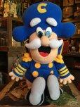 画像1: 90s Vintage Cap'n Crunch Plush Doll (MA581)  (1)
