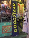 Vintage Good Year Double Sided Sign (MA631)