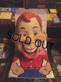Vintage Howdy Doody Latex Finger Puppet (MA689)