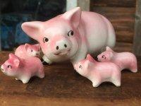 Vintage Ceramic Napco Japan Pig Piglet (MA717)