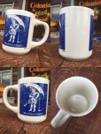 画像2: Vintge Morton Salt 10s Umbrella Girl Mug (MA807)  (2)