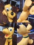 画像3: Vintage Disney Pluto Doll (MA859) (3)