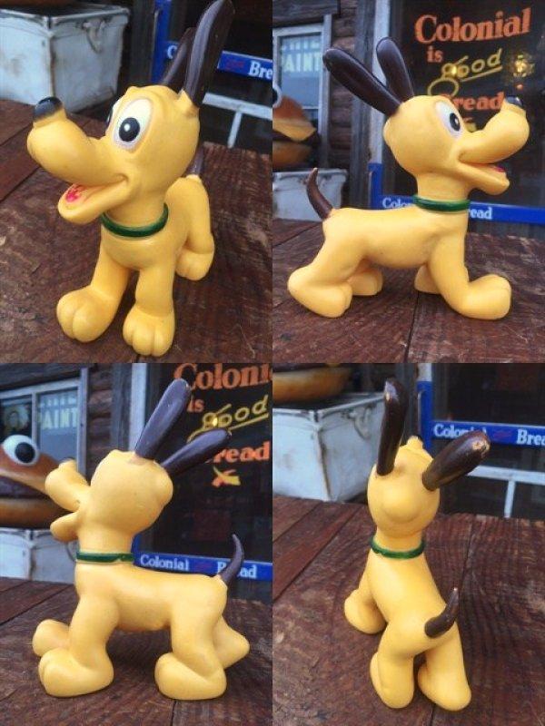 画像2: Vintage Disney Pluto Doll (MA859)