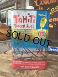Vintage Tahiti Torch Fuel Oil Can (MA863)
