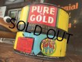 Vintage PEP BOYS Pure AS Gold Oil Can (MA867)